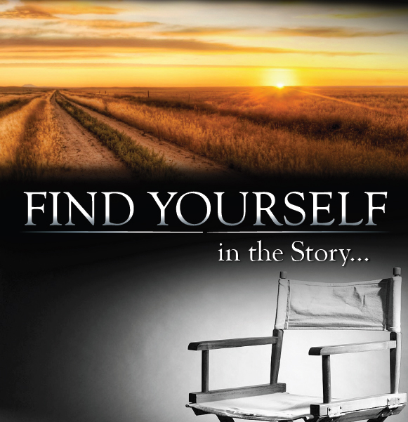 find yourself in the story