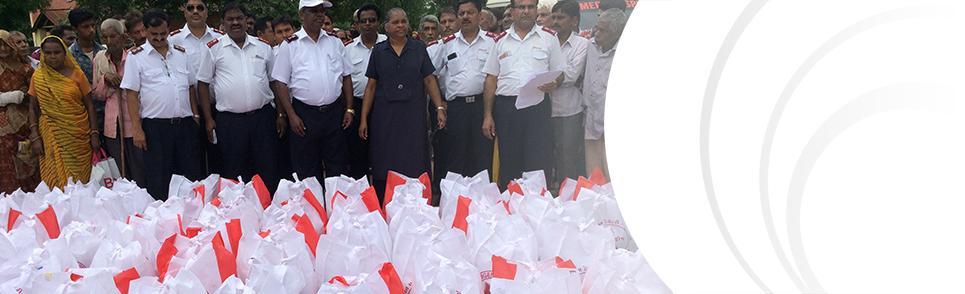 South Asia Flood Response