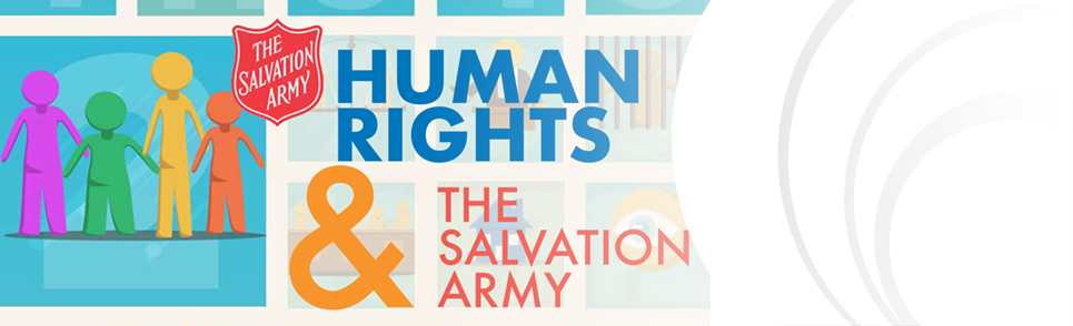 Human Rights and The Salvation Army