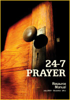 24-7 Prayer Resource Manual