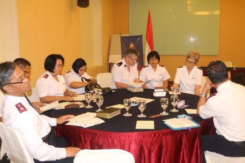 Rapat pimpinan teritori 2014