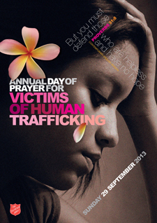 Day of Prayer for Victims of Human Trafficking