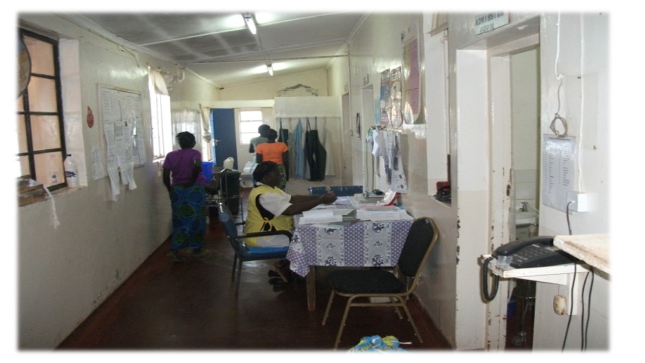 Chikankata Mission, Zambia - Nursing Services and Patient Wards