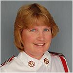 Lieut-Colonel Marieke Venter