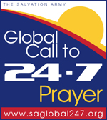 Call to 24-7 Prayer