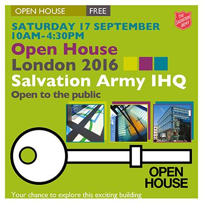 Open House London 2016