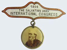 1904 Congress Badge