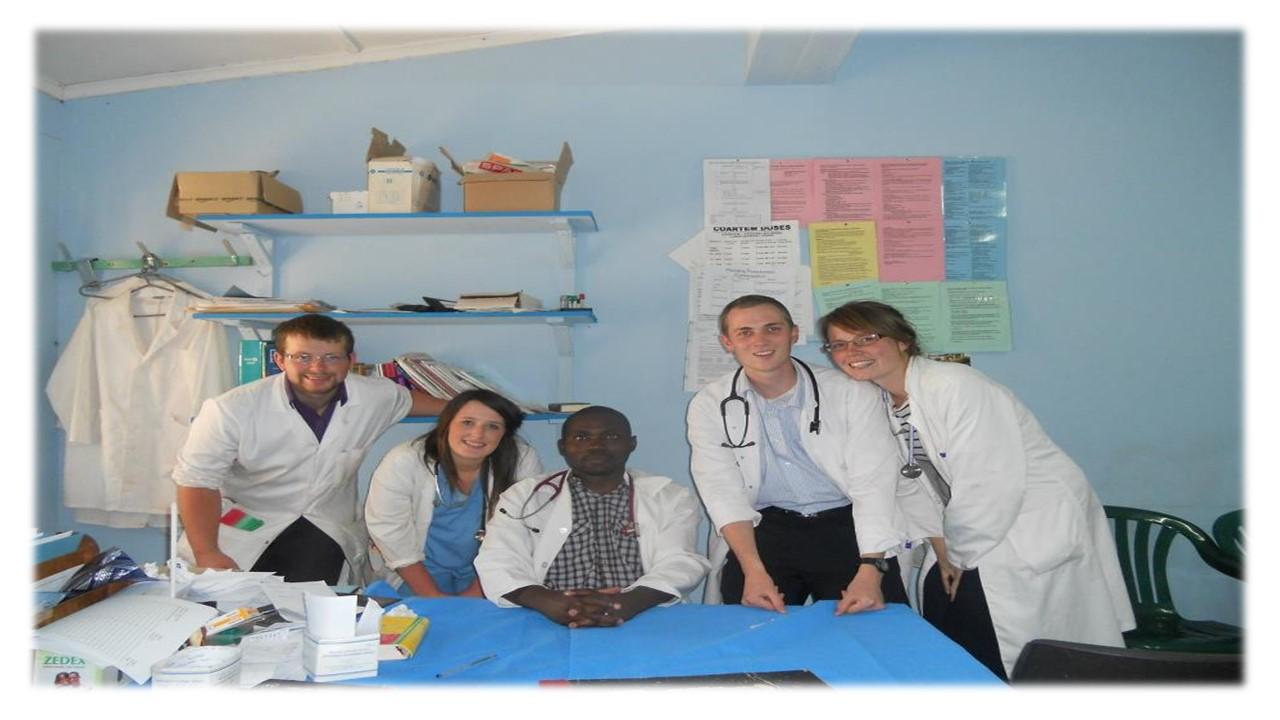 Chikankata Mission, Zambia - Medical Electives and Hospital Support