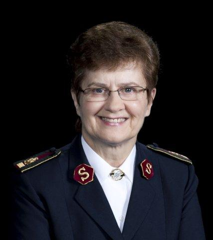 GENERAL LINDA BOND - EASTER MESSAGE 2013