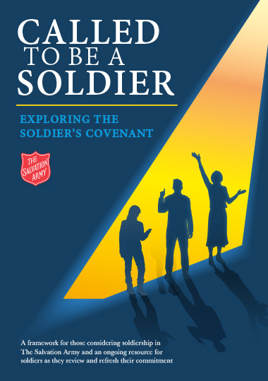 Called to be a Solider cover