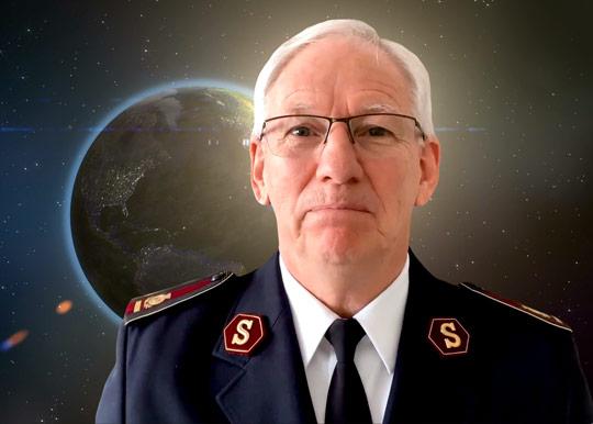 General Brian Peddle