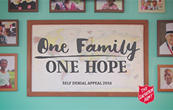 One Family - One Hope