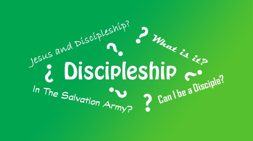 discipleship questions
