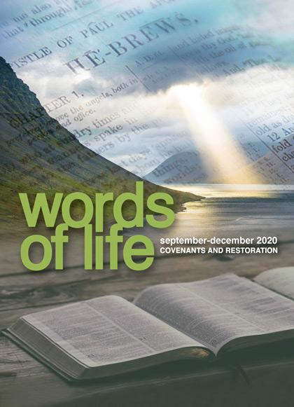 Words of Life cover September-December 2020
