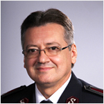 Commissioner Torben Eliasen