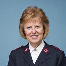 Major Beverly Ivany
