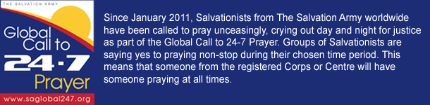 24 7 Global Call to Prayer