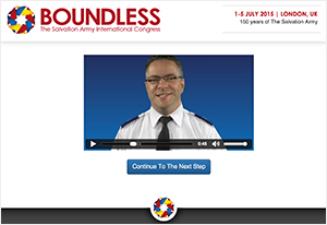 Boundless Choir website