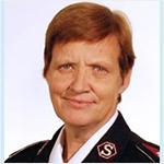 Commissioner Eva Marseille