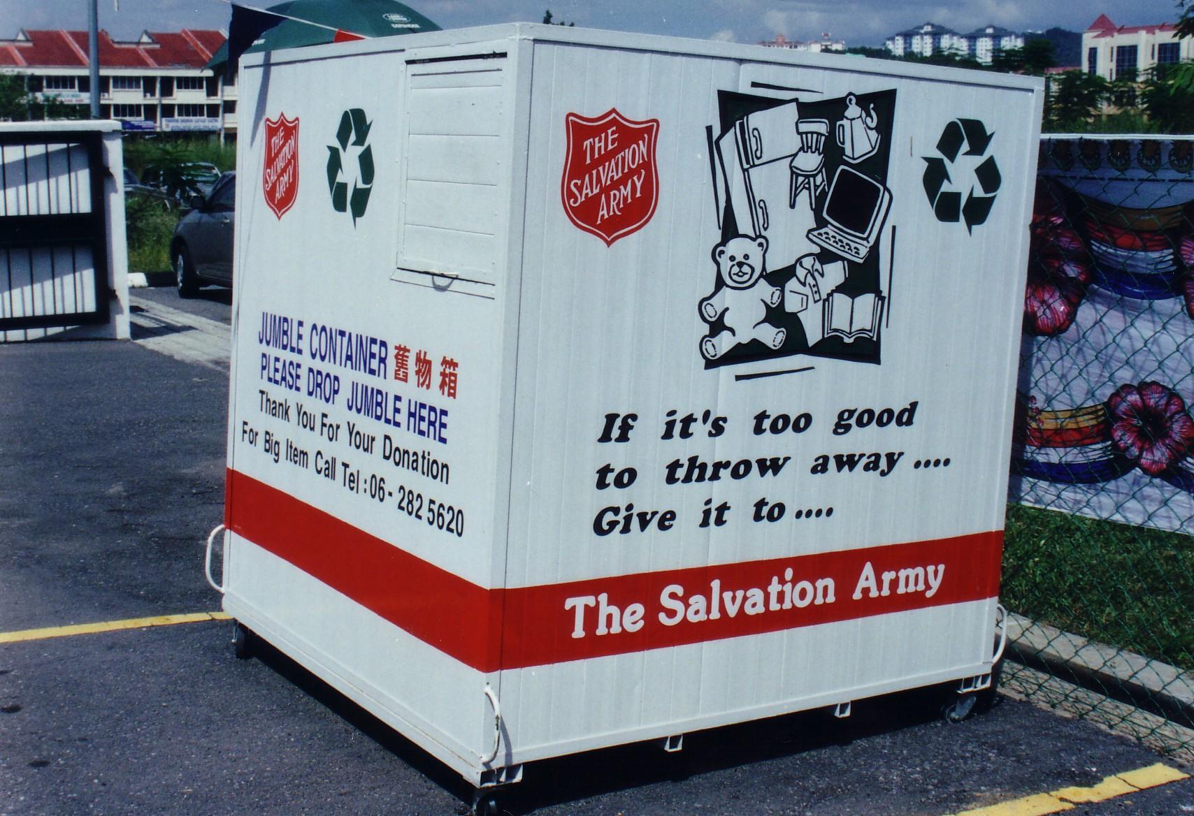 Salvation Army Malaysia - Profile