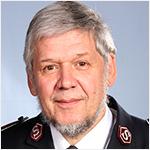 Commissioner Gerrit Marseille