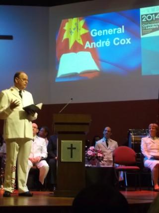 Jendral Andre Cox