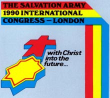 1990 International Congress Logo