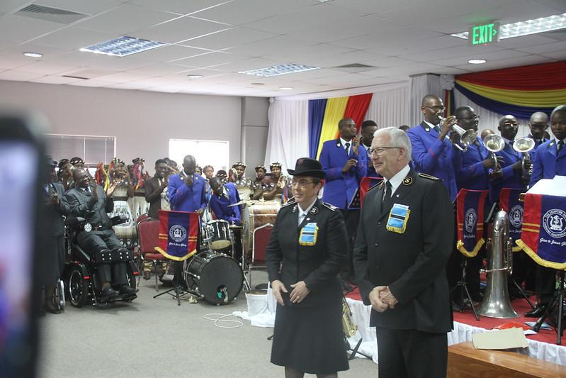 General in Botswana