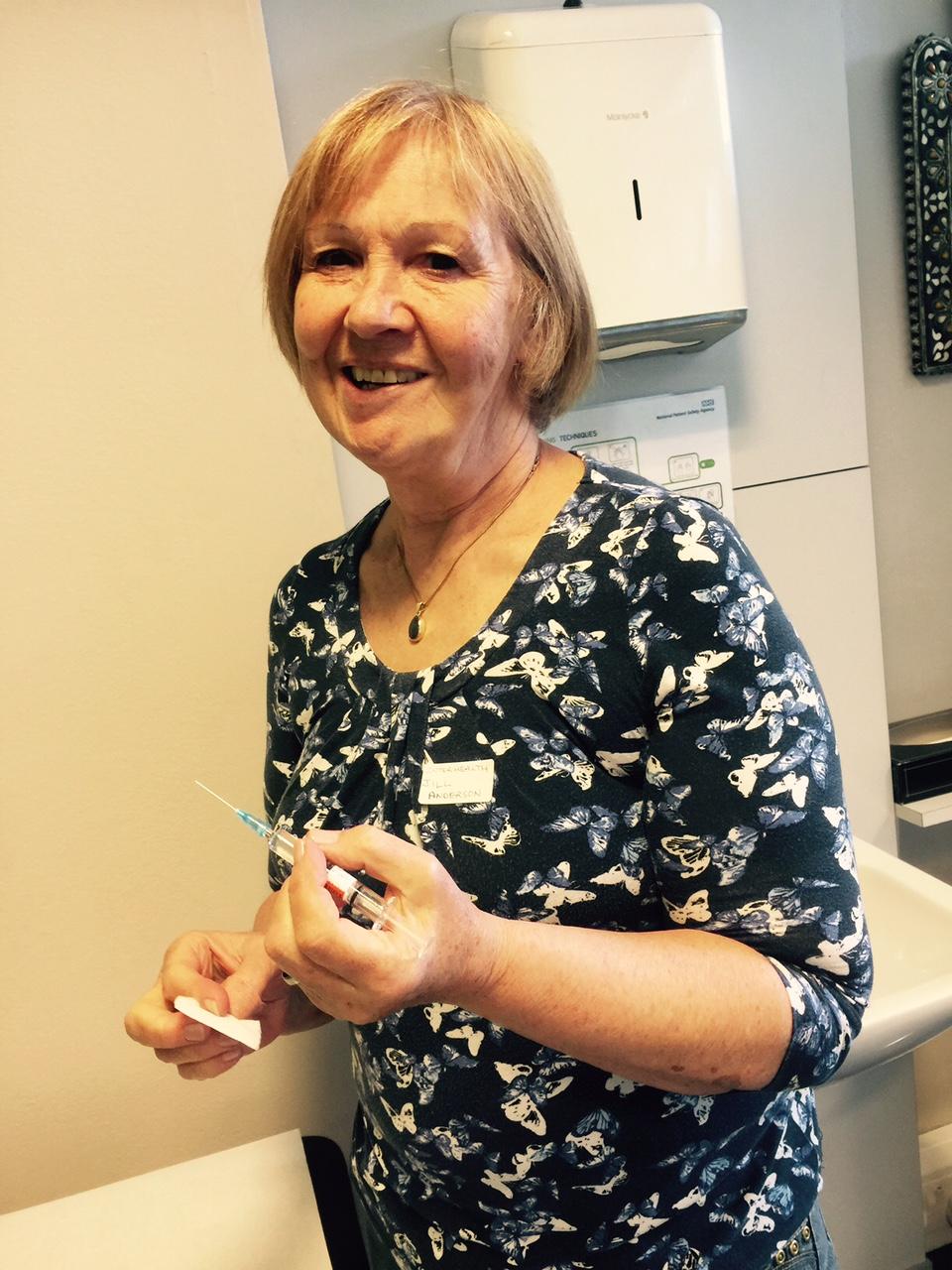 Interhealth travel nurse Jill