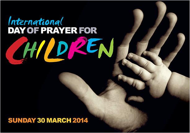 International Day of Prayer for Children 2014