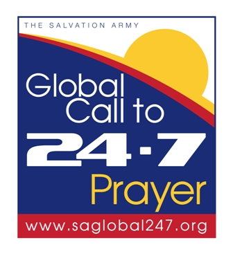 global call to 24-7 prayer logo