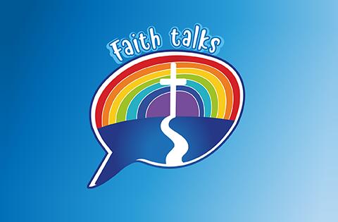 Faith Talks card