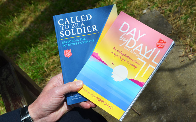 Covers of the two books