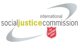 International Social Justice Commission Logo
