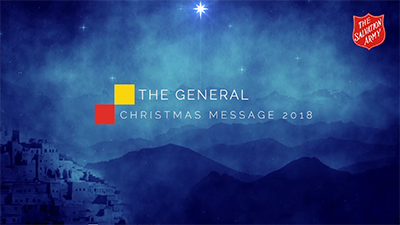 The General's Christmas Message