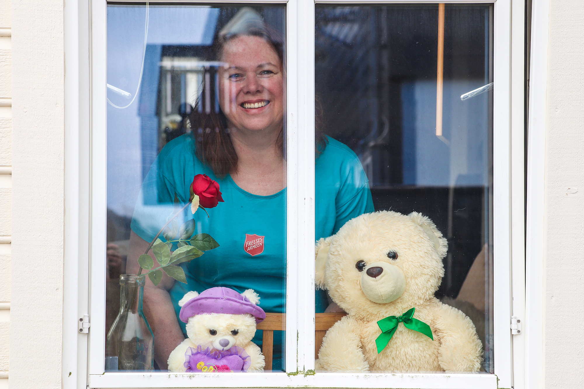 Teddy hung in Egersund