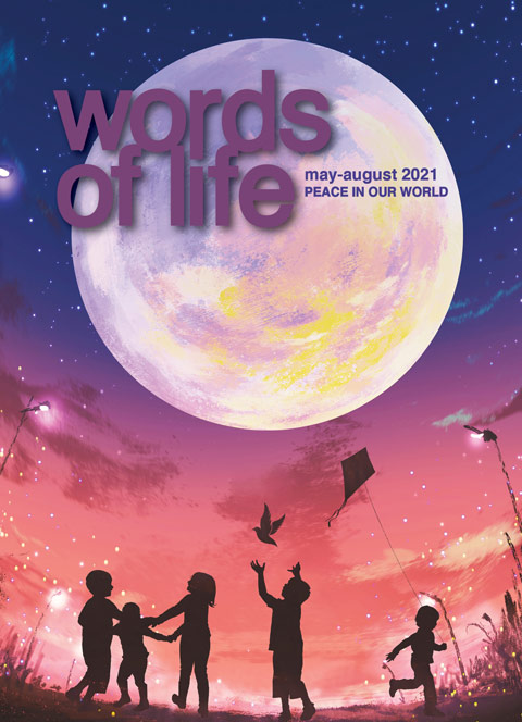 Words of Life cover May-August 2021