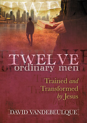Twelve Ordinary Men cover