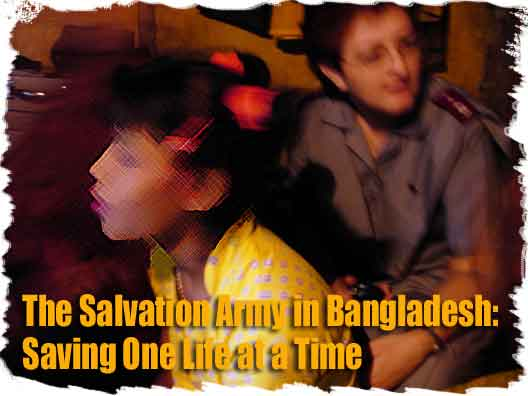The Salvation Army International - 'Cannibalism' of the