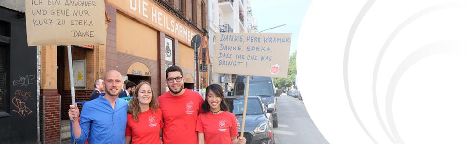 Edeka donation