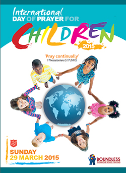 Day of Prayer for Children 2015