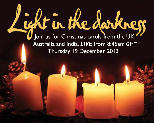 Light in the Darkness - Thursday 19 December at 8:45am GMT