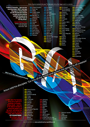 ATW back cover - 127 countries