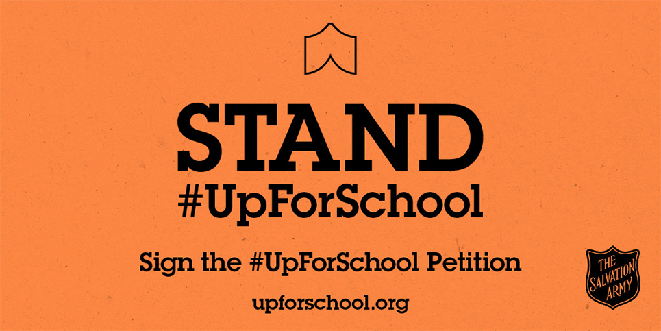 Stand Up For School