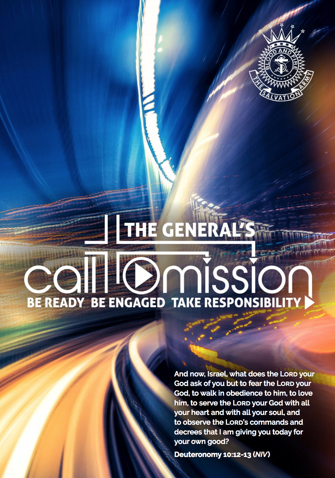 Call to Mission