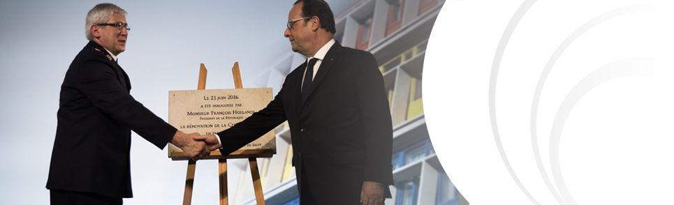 Hollande opening
