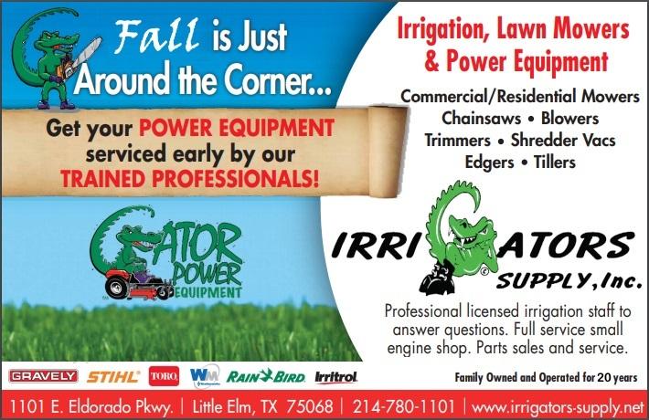 Irrigators Supply