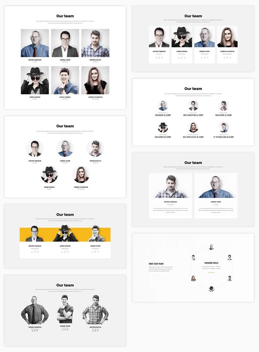 row-templates-team-1
