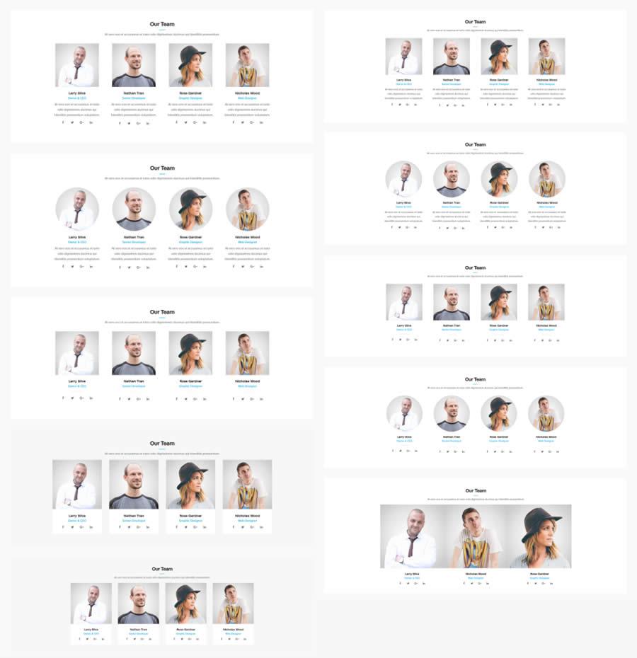 row-templates-team-2