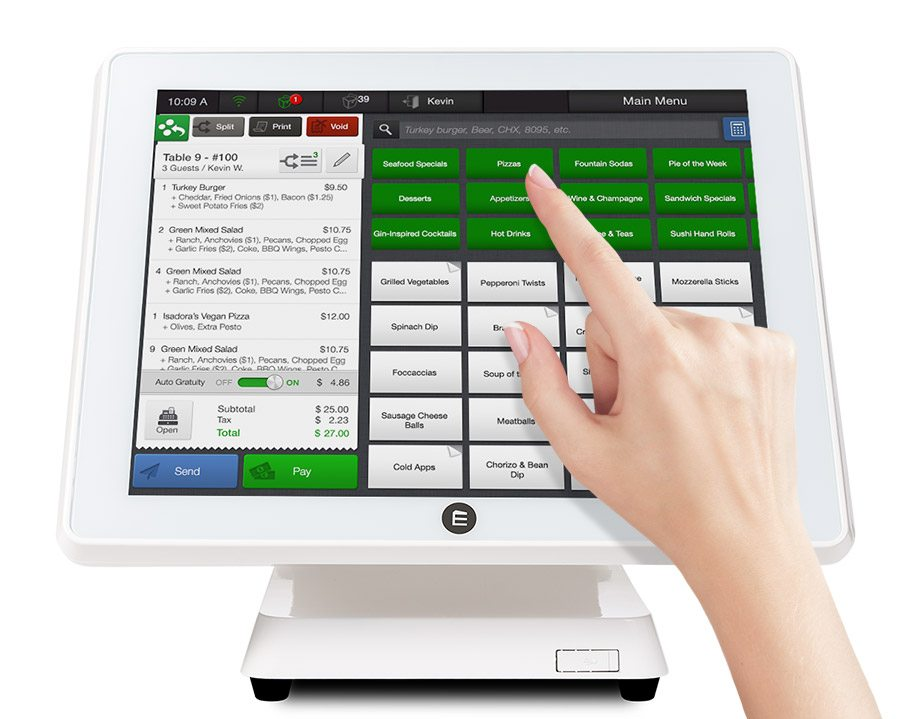 All In One Restaurant Pos System Cake A Sysco Corporation